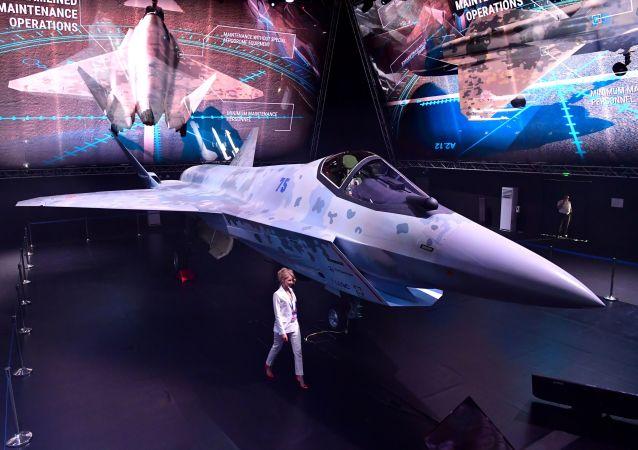 俄羅斯「將殺」戰機