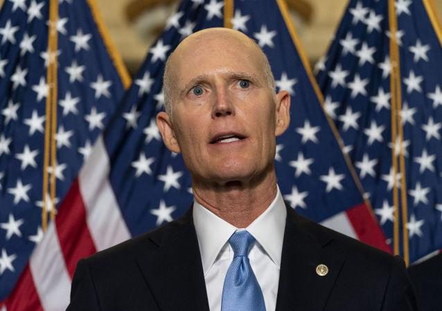 共和党籍参议员史考特