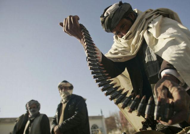 """消息人士:阿富汗塔利班与""""伊斯兰国""""成员冲突中20多名武装分子死亡"""
