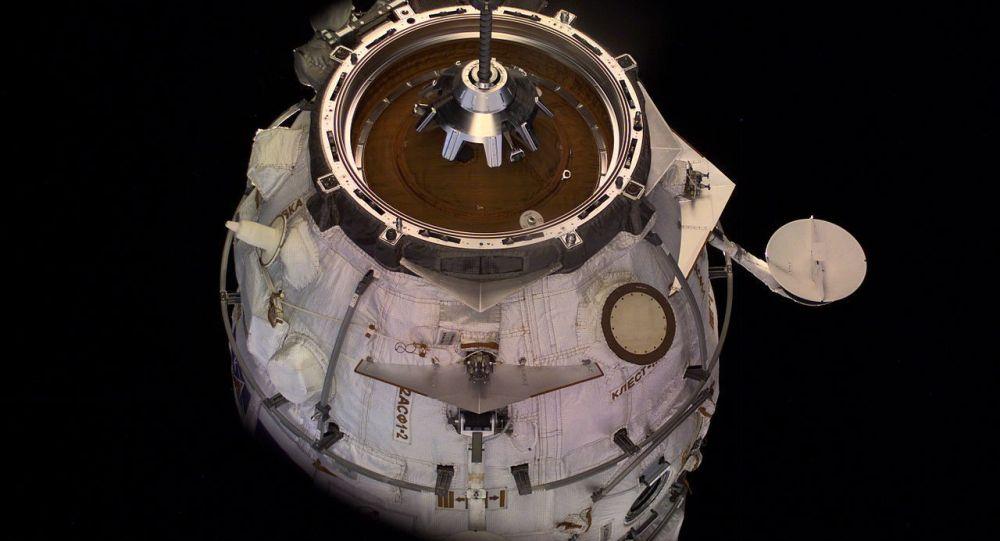 NASA宣布俄罗斯旧舱脱离国际空间站的时间