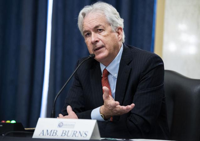 美国中央情报局局长威廉·伯恩斯