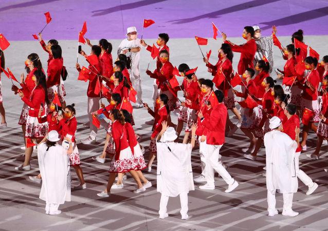 東京奧運會開幕式