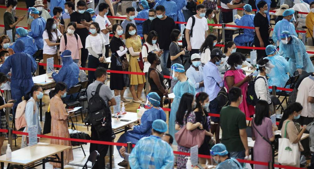 南京新增本土确诊病例11例 即将启动第四轮部分区域核酸检测工作