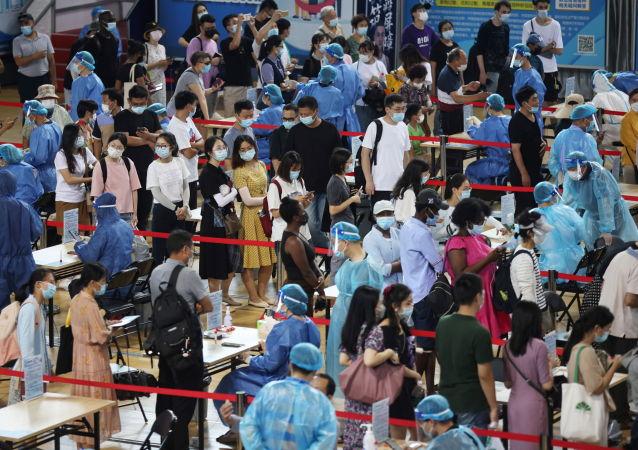 中国9月23日新增新冠确诊病例54例