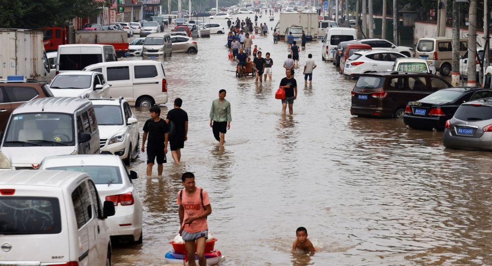 河南政府:洪災遇難人數增至302人