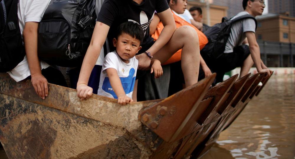 鄭州地鐵5號線「7·20事件」14人不幸遇難
