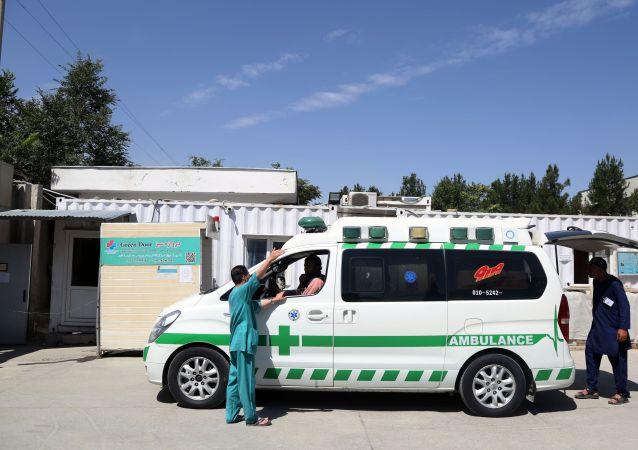 媒體:阿富汗一家醫院發生爆炸致1死4傷