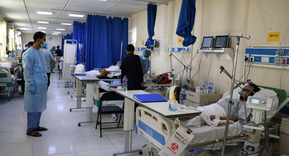 阿富汗總統助理:準備為塔利班控制區居民接種新冠疫苗