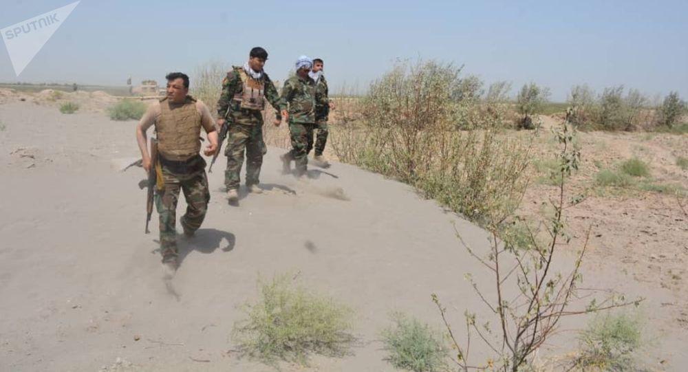 阿富汗迫于美国压力释放了5000名武装分子战俘