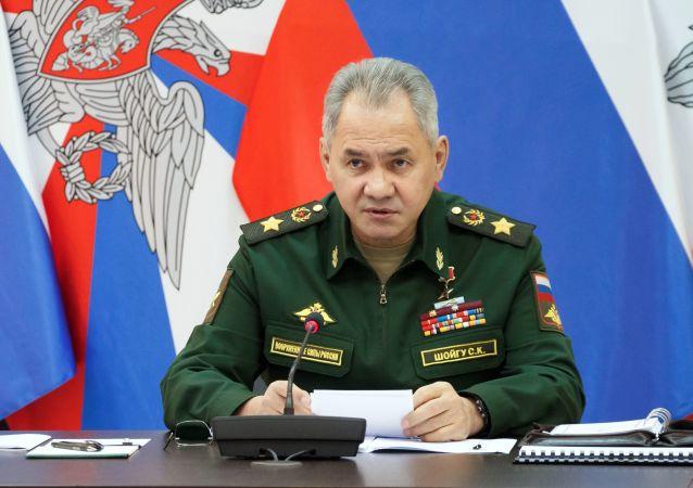 俄防长支持建设新丝绸之路和苏伊士运河的替代线路
