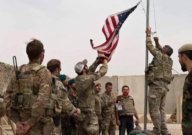 前駐阿美軍司令:美軍撤出阿富汗後可能爆發一場血腥內戰