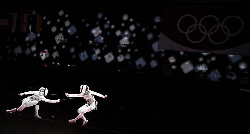 東京奧運會上的精彩瞬間