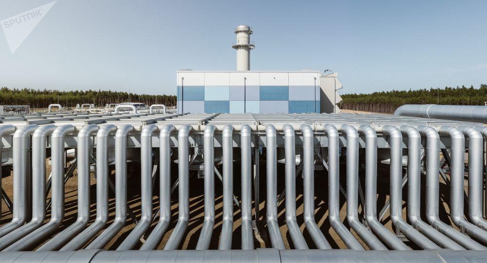 美國建議烏克蘭不要揪著「北溪-2」天然氣管道不放