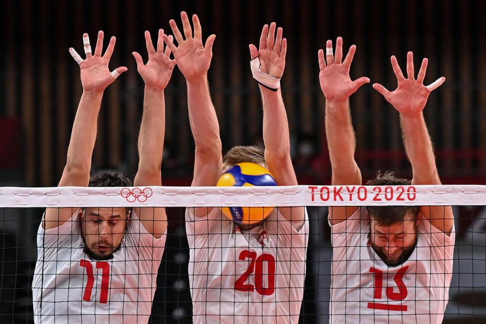 東京奧運會上的趣聞軼事
