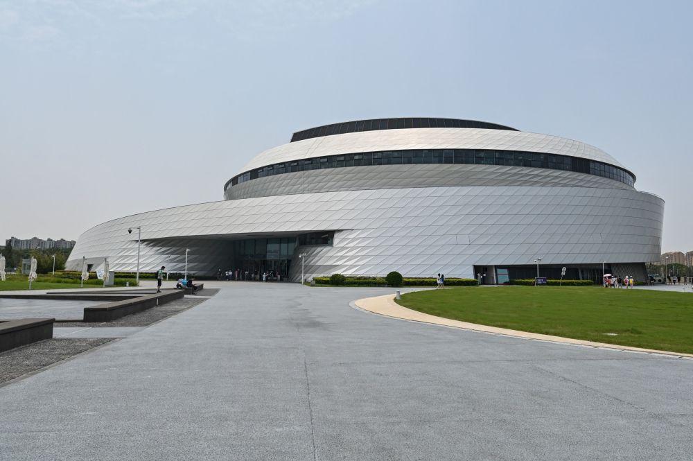 上海天文館外觀