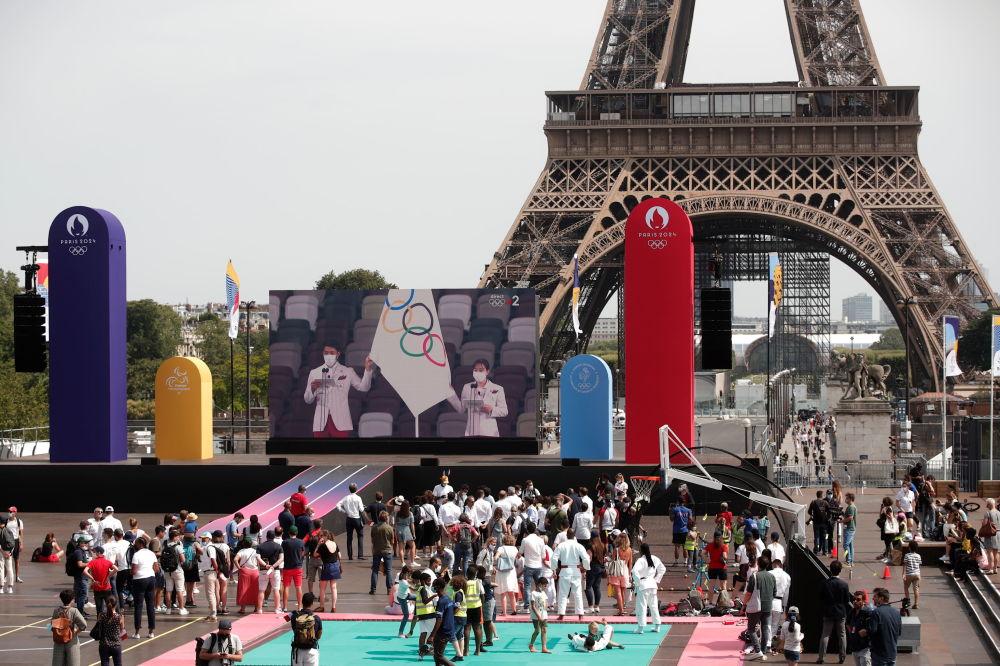 各国观众观看2020年奥运会面面观