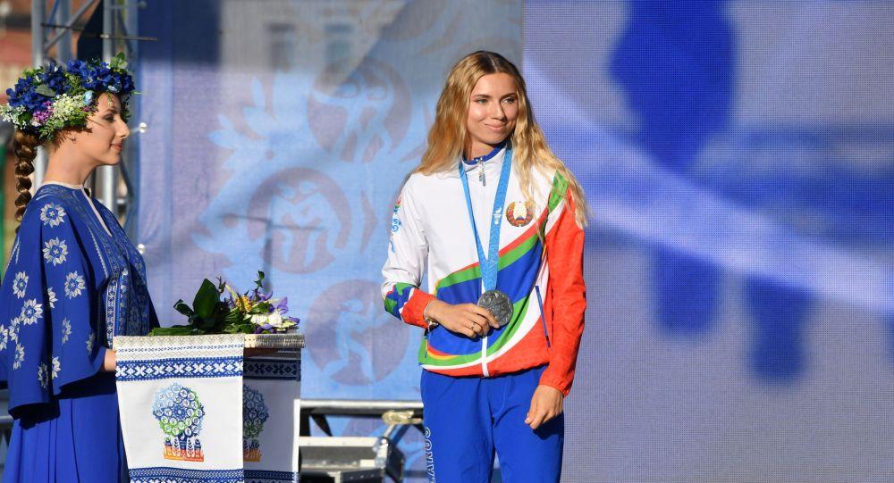 波兰外交部:白俄田径运动员季马诺夫斯卡娅已获得波兰人道主义签证