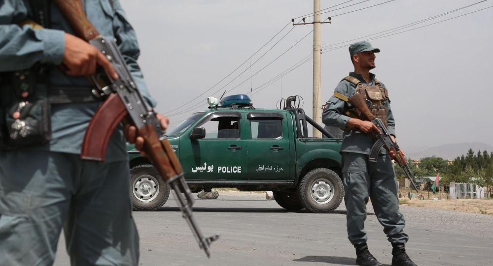阿富汗防长官邸遇袭死亡人数升至八人
