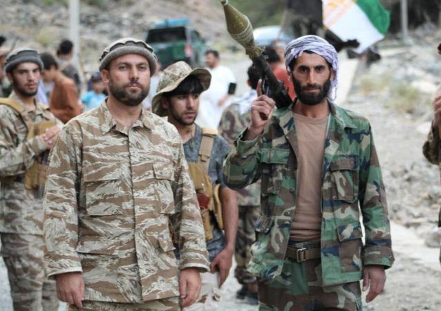 阿富汗潘杰希尔省抵抗力量称昨夜打死350名塔利班武装分子