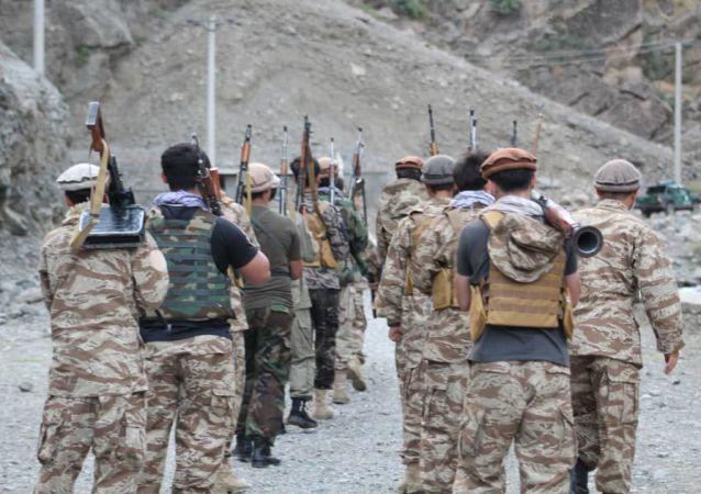 潘傑希爾省民兵