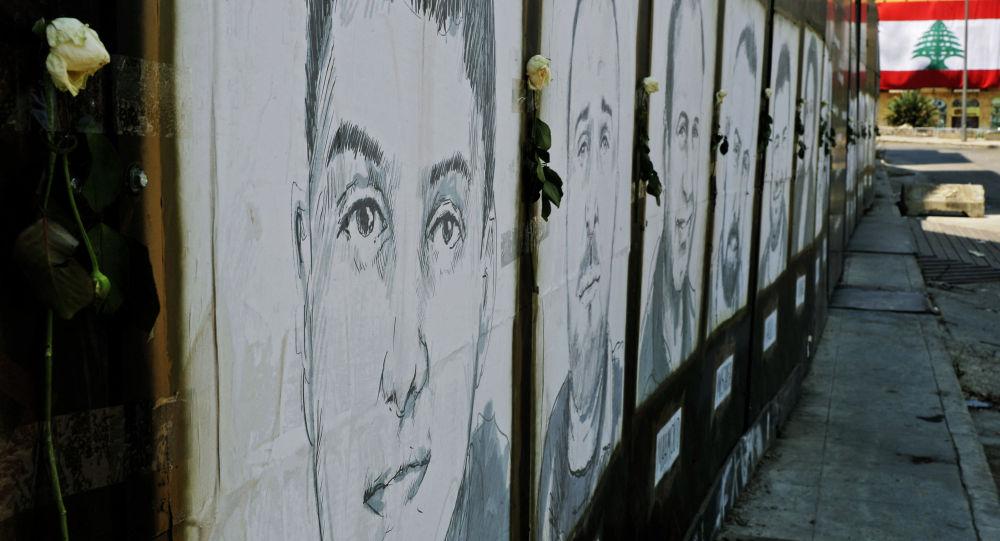 黎巴嫩:贝鲁特港口大爆炸一周年
