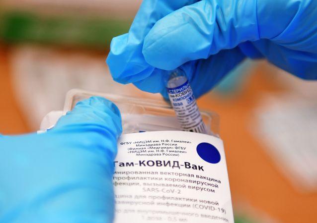 新一批俄「衛星V」疫苗已抵達烏茲別克斯坦