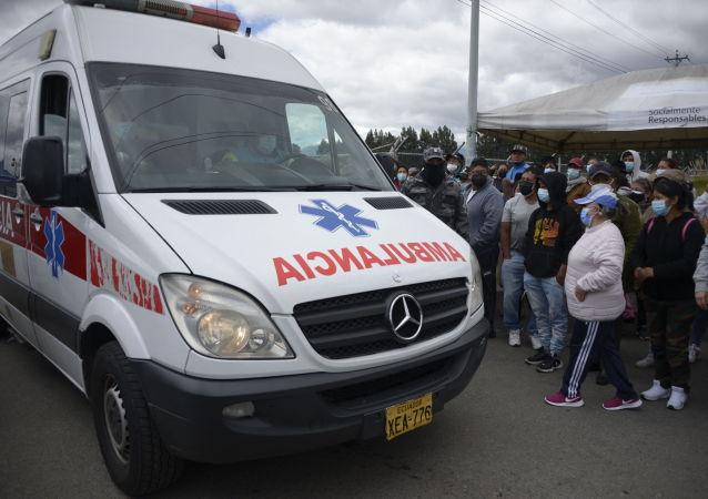 6名石油工人在厄瓜多尔东部纳波河溺亡
