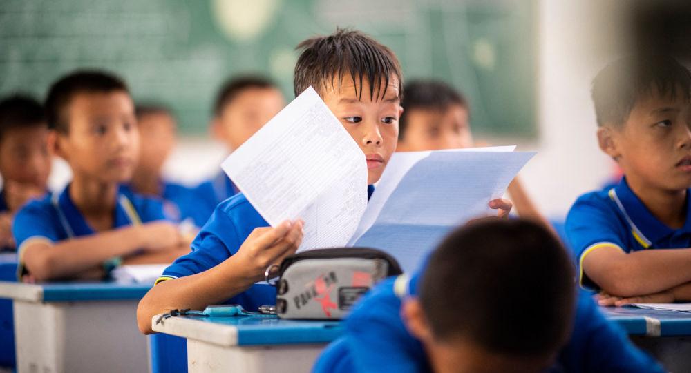 中國教育體制改革:禁止小學一二年級進行紙筆考試
