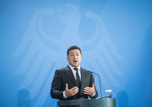 乌克兰总统泽连斯基称女儿反对他竞选连任