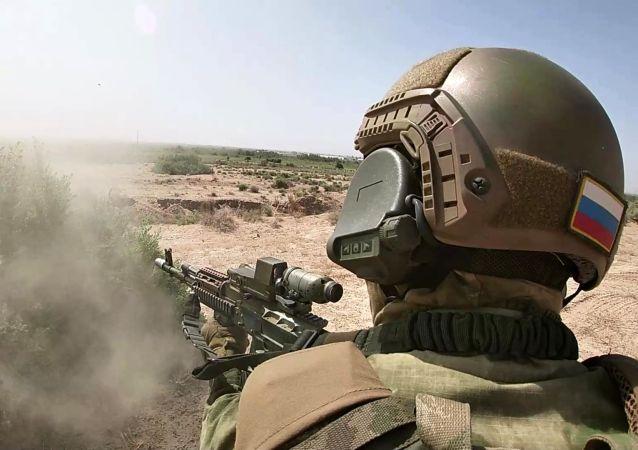 俄塔烏三國在阿富汗邊境附近舉行的演習進入積極階段
