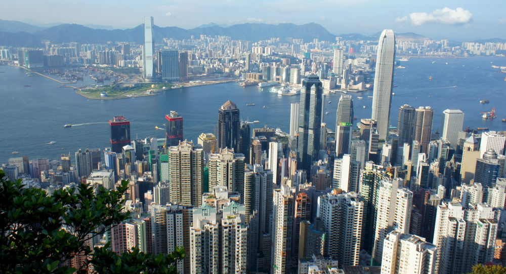 中国外交部:中方将对美方干预香港事务的行径继续作出坚定有力回应