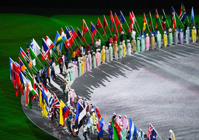 中美在夏季奥运会上的较量说明了什么?