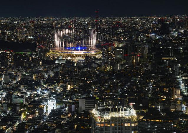 拜登感謝日本首相成功舉辦奧運會