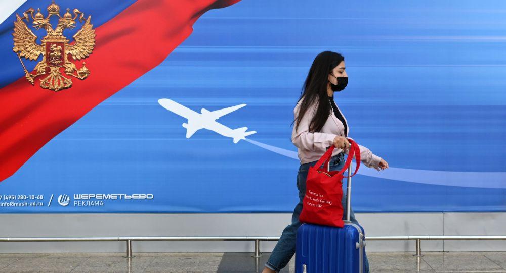 俄罗斯恢复与四国航班