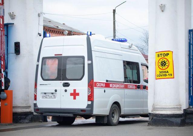 俄緊急情況部:雅羅斯拉夫爾醫院火災的初步原因為電氣事故