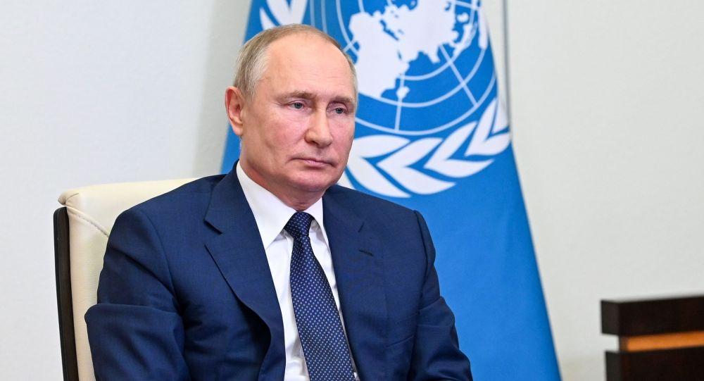 普京就塔吉克斯坦独立30周年向塔总统表示祝贺