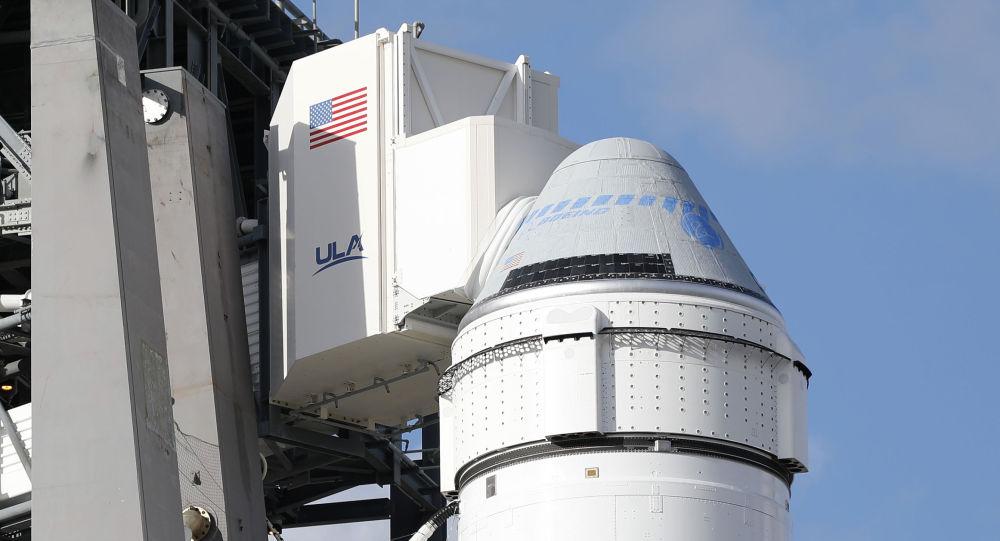 """波音公司将把""""星际客机""""飞船退回工厂返修发动机"""