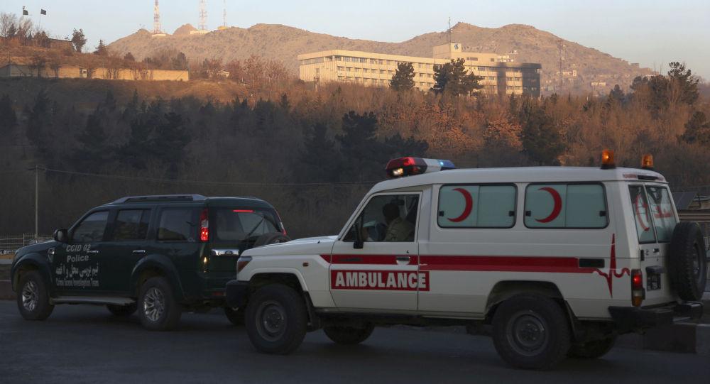 目擊者:阿富汗發生彈藥爆炸導致3名兒童死亡 3人受傷