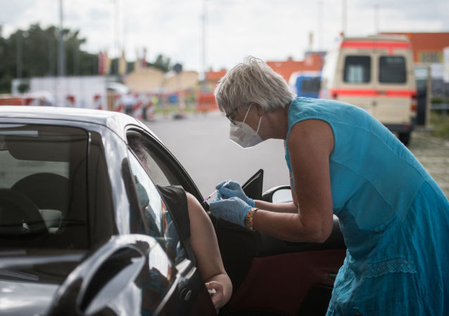 德衛生部:超過 55%德國居民已全面接種冠狀病毒疫苗