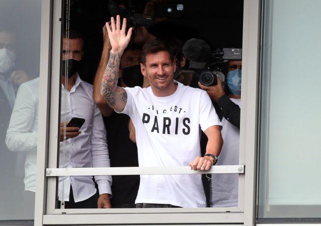 梅西將在8月29日對陣蘭斯時上演在巴黎聖日耳曼的首秀