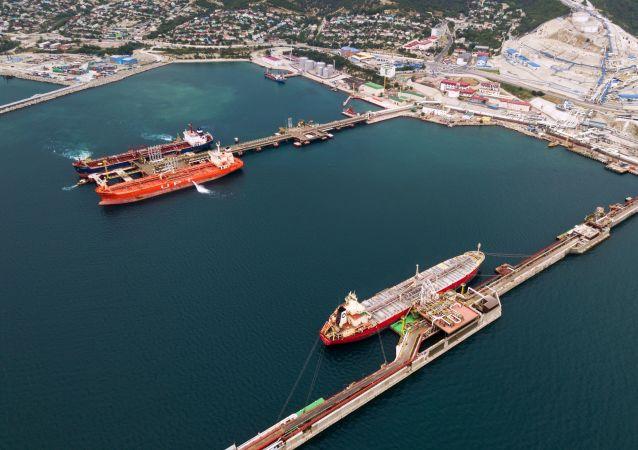 生態學家談黑海漏油的後果