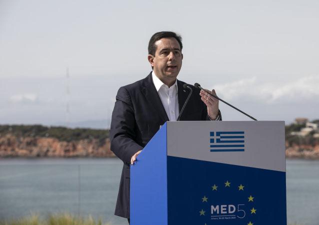 希腊认为阿富汗事件后欧盟无法承受新的移民危机
