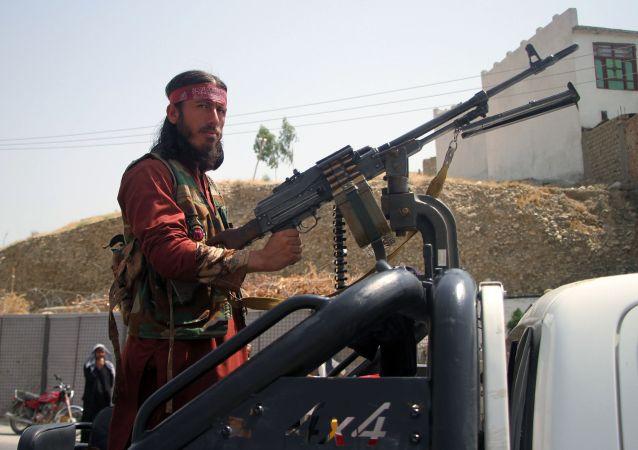 塔利班成员