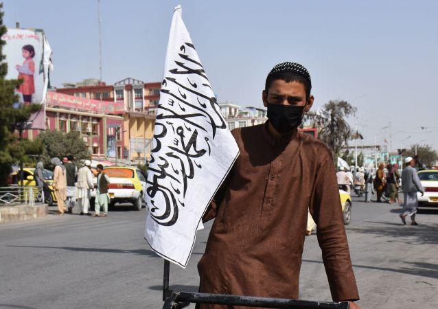 塔利班期待全球所有国家承认阿富汗新政府的合法性