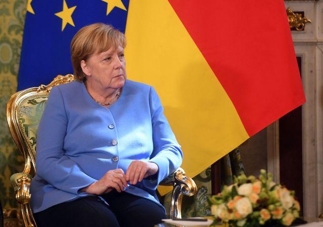 中国外交部:默克尔为推动中德中欧交往做出积极努力 中方高度赞赏