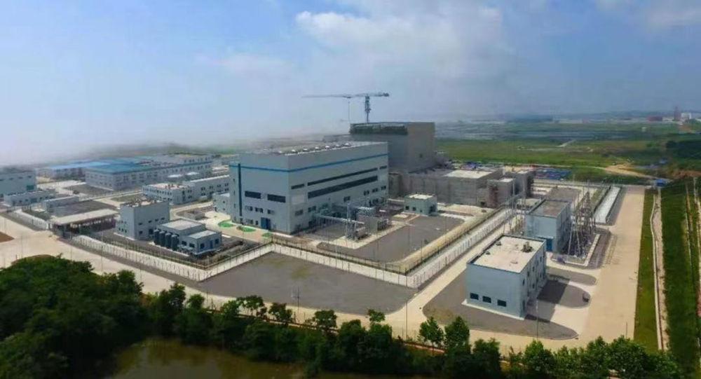 全球首座球床模块式高温气冷核反应堆开始装料