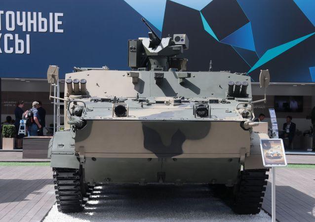 俄羅斯首次舉辦北極軍事裝備展