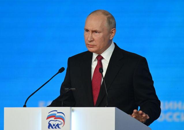 俄总统新闻秘书证实普京没有社交网络账号