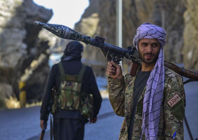 阿富汗潘杰希尔省的抵抗运动