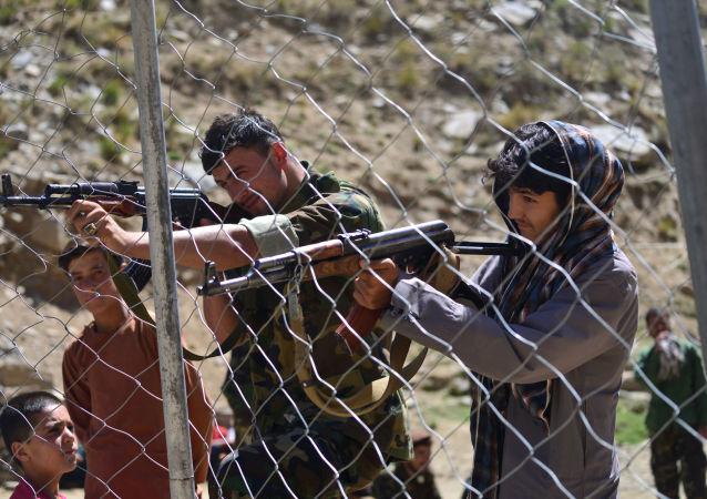 阿富汗民族抵抗阵线部队
